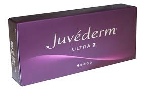 Juvederm Ultra 2 Lidocaine (2 x 0.55ml)